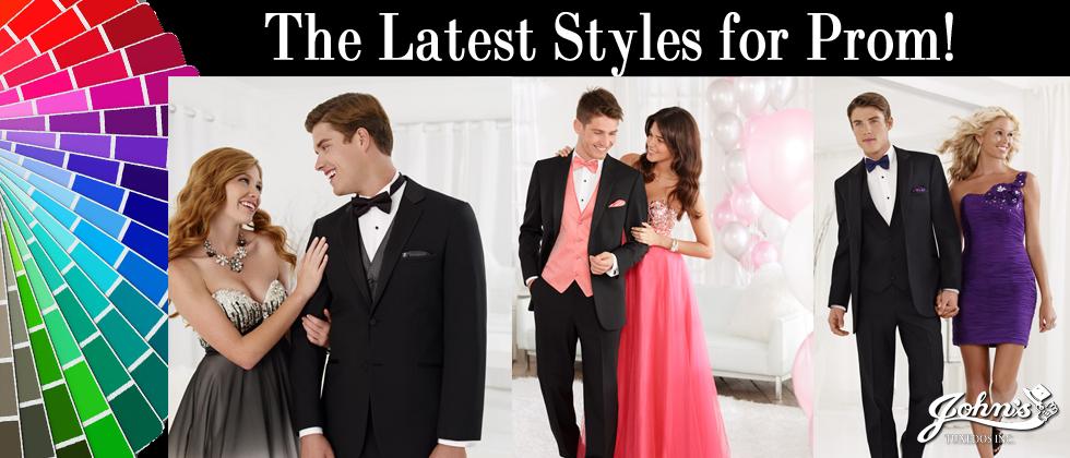 Prom | John\'s Tuxedo