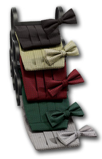 Cummerbunds and Bowties Career Apparel