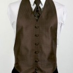 Chocolate Enchantment Vest