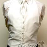 White Fusion Vest