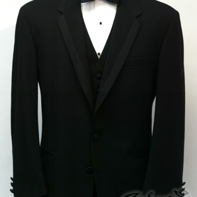 Contemporary Tuxedo Chaps Hudson 2-Button