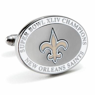 2010 New Orleans Saint Championship Cufflinks