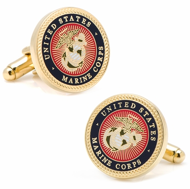 Marine Corps Cufflinks