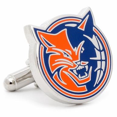 Charlotte Bobcats Cufflinks
