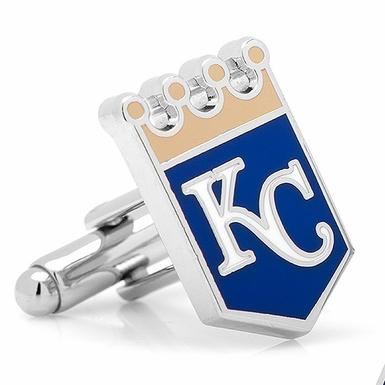 Kansas City Royals Cufflinks