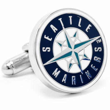Seattle Mariners Cufflinks