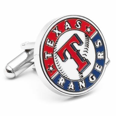 Texas Rangers Cufflinks