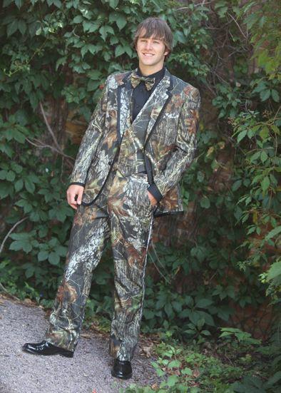 Camouflage Alpine Tuxedo