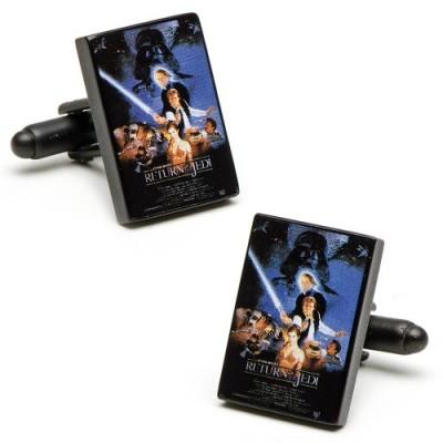 Star Wars Episode 6 Movie Poster Cufflinks