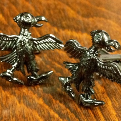 Buzzard Cufflinks