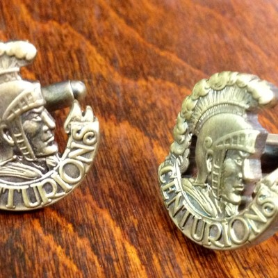Krewe of Centurions Cufflinks