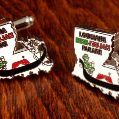 LA Irish - Italian Cufflinks