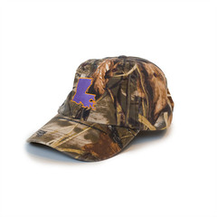 LOUISIANA BATON ROUGE GAMEDAY HAT MAX 4 CAMO