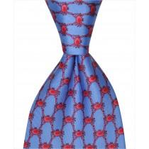 Crab Boil Tie - Blue