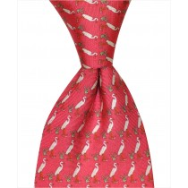 Egret Tie - Red