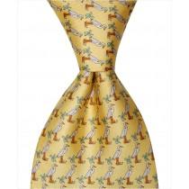 Egret Tie - Yellow