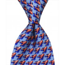 Crawfish Tie - Blue