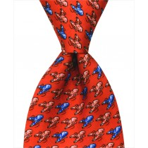 Crawfish Tie - Red