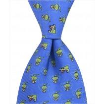 Gator Tie - Blue