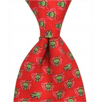 Gator Tie - Red