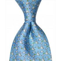Mallard Tie - Blue