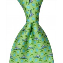 Marlin Ties - Green