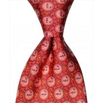 NOLA Water Meter Tie - Red