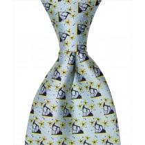 Iron Horse Tie - Blue