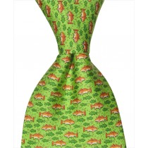 Redfish Tie - Green