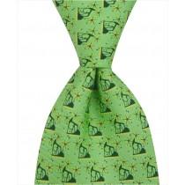 Iron Horse Tie - Green
