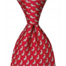 Pelican Tie - Red