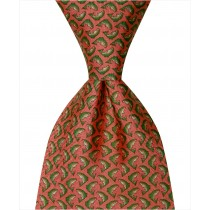 Redfish Tie - Salmon