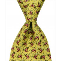 Shrimp Tie - Yellow