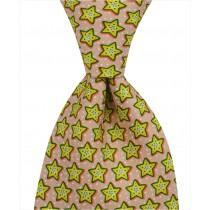 Starfish Tie - Pink