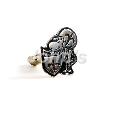 Sir Saint Sterling Cufflink