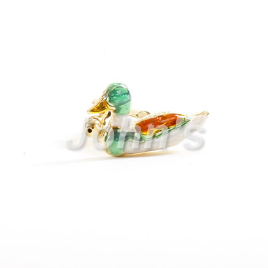 Mallard (Full Color) Cufflink