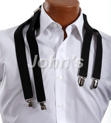 Black Clip Suspend