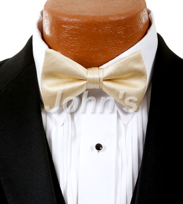 Bannana Simply Solid Bow Tie