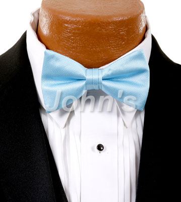 Blue Box Simply Solid Bow Tie