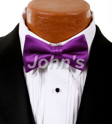 Casis Simply Solid Bow Tie
