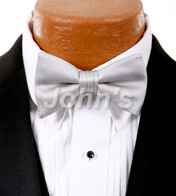 Moonlight Simply Solid Bow Tie