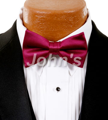 Mulberry Simply Solid Bow Tie