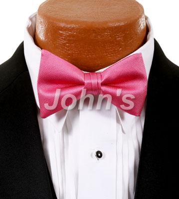 Petunia Simply Solid Bow Tie