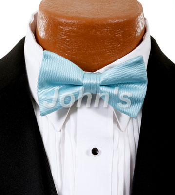 Pool Simply Solid Bow Tie