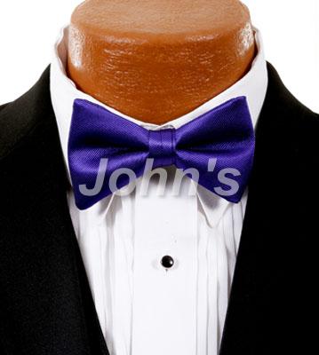 Regency Simply Solid Bow Tie