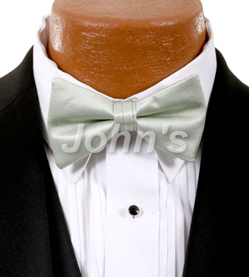 Seamist Simply Solid Bow Tie