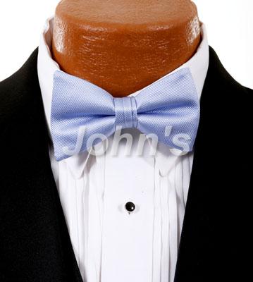 Sky Simply Solid Bow Tie