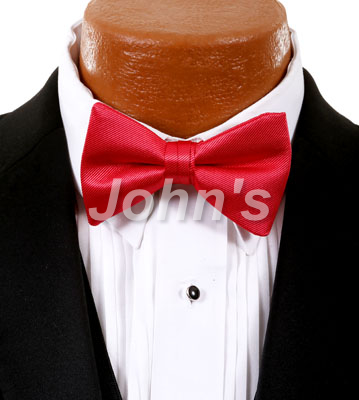 Sunset Simply Solid Bow Tie