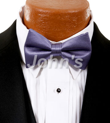 Victorian Lilac Simply Solid Bow Tie