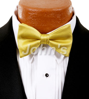 Willow Simply Solid Bow Tie